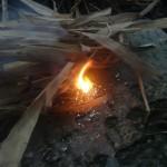 A oheň