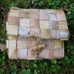 Kapsa z brezovej kôry