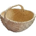 Borovica - košík z lúbkov