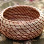 Borovica - miska z ihličia