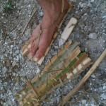 Pálka - sandále
