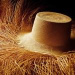 Slama - klobúk