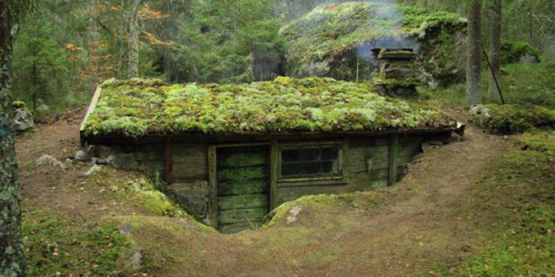 Podzemný príbytok