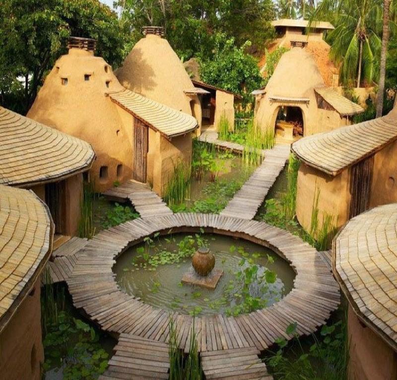 Prírodné staviteľstvo - komunita