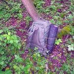 Prístrešok v batohu