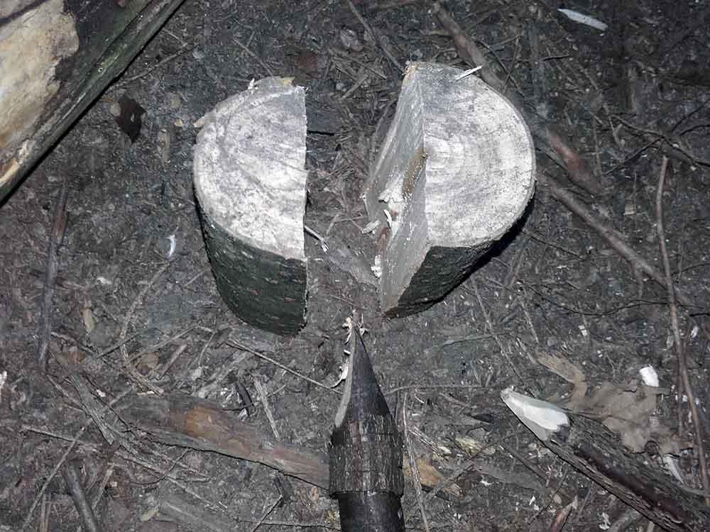 bowdrill - priprava pritlacneho dielu